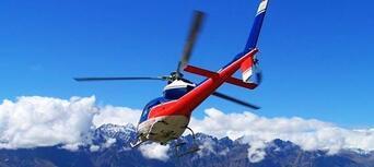 Shotover White Water Rafting and Heli Flight Thumbnail 2