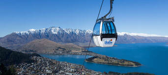 Shotover Jet, Skyline Gondola and Luge and Helicopter Package Thumbnail 4