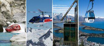 Shotover Jetboat, Heli and Skyline Gondola Combo Thumbnail 1
