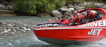 Shotover Jet, Whitewater Rafting and Canyon Swing Thumbnail 2