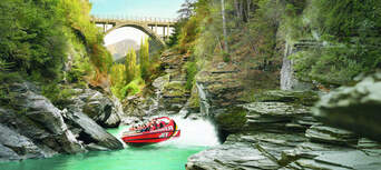 Shotover Jet, Whitewater Rafting and Canyon Swing Thumbnail 5