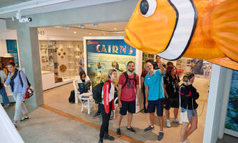 Cairns City Sights Afternoon Tour Thumbnail 4