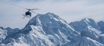 40 Minute Mt Cook Scenic Helicopter Flight Thumbnail 5