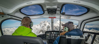 40 Minute Mt Cook Scenic Helicopter Flight Thumbnail 1