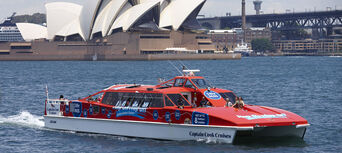 Sydney 4 Attractions Pass with Lunch and Cruise Thumbnail 2