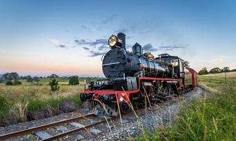 Mary Valley Rattler: Return Heritage Railway Train Journey Thumbnail 4