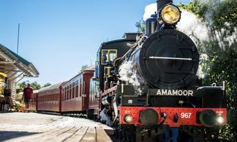 Mary Valley Rattler: Return Heritage Railway Train Journey Thumbnail 5