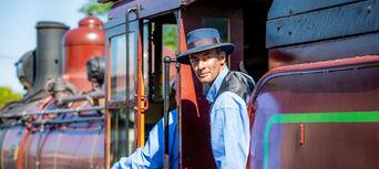 Mary Valley Rattler: Return Heritage Railway Train Journey Thumbnail 1
