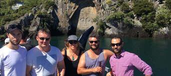 Taupo Breweries Tour with Lake Cruise Thumbnail 2