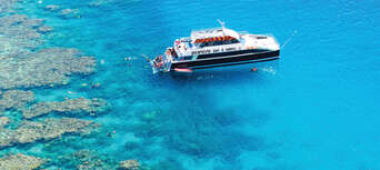 Great Barrier Reef Dreamtime Cruise with Indigenous Sea Rangers Thumbnail 1