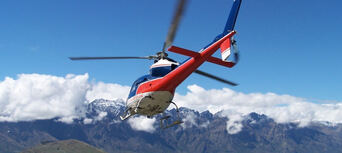 Queenstown Skydive with Helicopter and Rafting Combo Thumbnail 3
