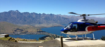 Queenstown Skydive with Helicopter and Rafting Combo Thumbnail 4