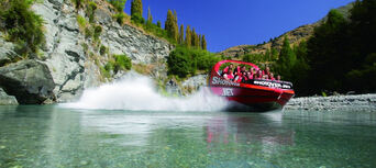 Queenstown Skydive with Jetboat Helicopter and Rafting Combo Thumbnail 2