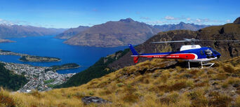 Queenstown Skydive with Jetboat Helicopter and Rafting Combo Thumbnail 6