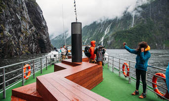 Milford Sound Cruise from Milford Thumbnail 5