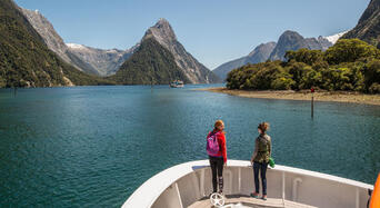 Milford Sound Cruise from Milford Thumbnail 2