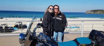 Harley Motorcycle or Chopper 4 Trike Sydney City Tour Thumbnail 2