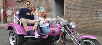 Harley Motorcycle or Chopper 4 Trike Sydney City and Bondi Tour Thumbnail 6