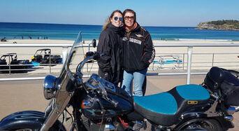 Harley Motorcycle or Chopper 4 Trike Sydney City and Bondi Tour Thumbnail 1
