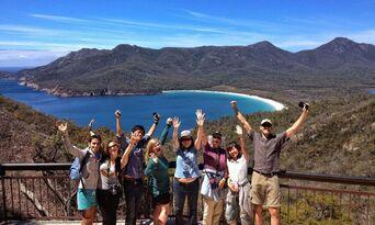 Hobart to Launceston via Wineglass Bay Thumbnail 2