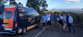 Sunshine Coast Hinterland Craft Beer Tour Thumbnail 1
