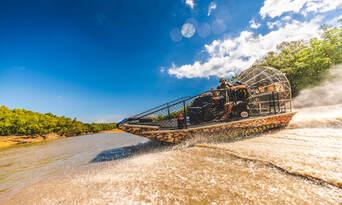 Darwin Airboat Tour Thumbnail 1