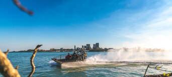 Darwin Airboat Tour Thumbnail 2