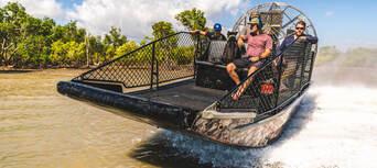 Darwin Airboat Tour Thumbnail 5