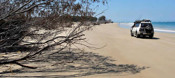 Overnight 4WD Camping Tour On Fraser Island Thumbnail 6