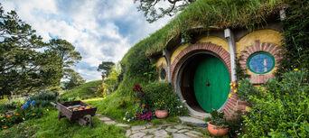 Hobbiton Movie Set Tour from Matamata Thumbnail 1