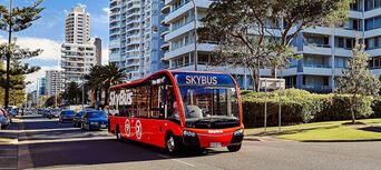 Byron Bay to Gold Coast Airport Shared Transfer Thumbnail 4