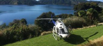 Blue Lake National Park Scenic Helicopter Flight Thumbnail 4
