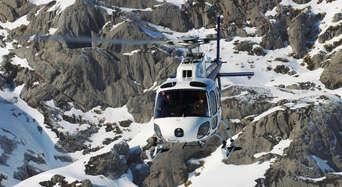 Blue Lake National Park Scenic Helicopter Flight Thumbnail 1