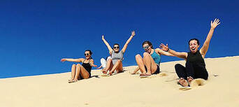 Port Stephens Sand Surfing Adventure Thumbnail 2