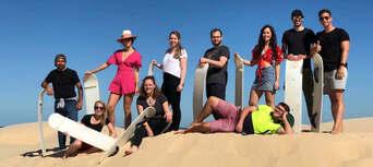 Port Stephens Sand Surfing Adventure Thumbnail 1