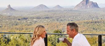 Sunshine Coast Hinterland Rainforest and Montville Village Tour Thumbnail 1