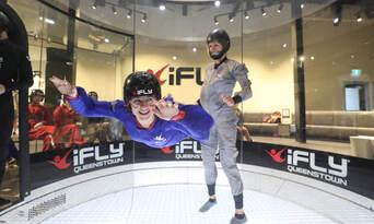 iFLY Indoor Skydiving Queenstown - Book Online | Experience Oz