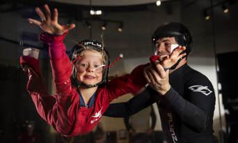 2 Flight Kickstart Indoor Skydiving Package Thumbnail 2