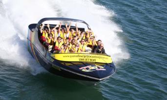 Gold Coast Express Jetboat Ride from Main Beach - SPRING PROMO Thumbnail 2