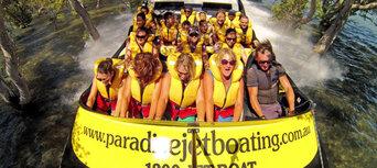 Gold Coast Express Jetboat Ride from Main Beach - SPRING PROMO Thumbnail 3