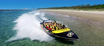 Gold Coast Express Jetboat Ride from Main Beach - SPRING PROMO Thumbnail 1