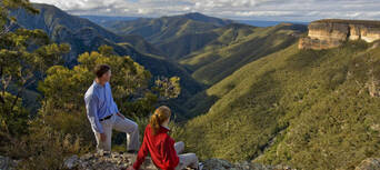 1 Day Blue Mountains & 3 Sisters Sunset Tour Thumbnail 2