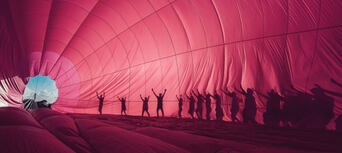 Gold Coast Hot Air Balloon Flight with BONUS photo package Thumbnail 5