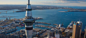 Auckland Sky Tower Admission Thumbnail 1