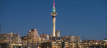Auckland Sky Tower Admission Thumbnail 5