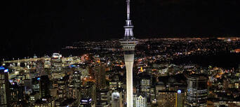 Auckland Sky Tower Admission Thumbnail 6