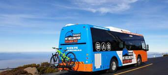 kunanyi Mt Wellington Explorer Bus 2 Hour Return Tour Thumbnail 3