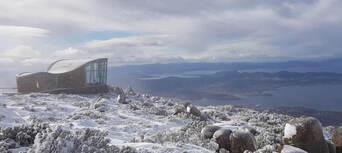 kunanyi Mt Wellington Explorer Bus 2 Hour Return Tour Thumbnail 5