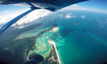Whitehaven Beach Skydiving Thumbnail 1