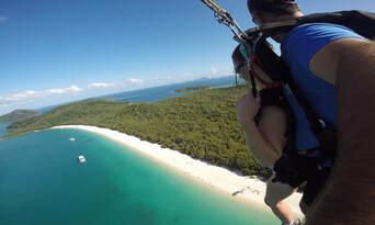 Whitehaven Beach Skydiving Thumbnail 2